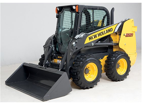 New Holland  - Model L216 - Agriculture - Skid Steer Loader