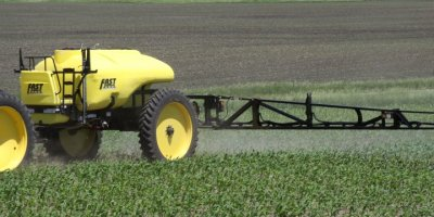 Fast - Model 9500 - Pull Type Sprayers