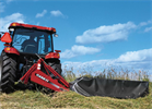 Case IH - Model MD82 (HD) MD Series - Rotary Disc Mowers