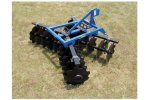 Bush Hog - Model 1D Series - Lift Disc Harrows