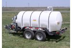 Wylie - Model EXP-1025-S - Water Trailer