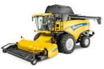 New Holland - Model New CX8000 Series - Elevation Super Conventional Combine