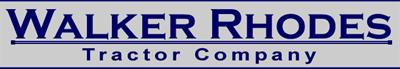 Walker Rhodes Tractor Company
