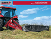 Case IH - Model MD and MDX Series - Rotary Disc Mowers Brochure
