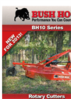 Bush Hog - Model BH10 - Single-Spindle Rotary Cutters Brochure
