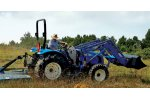LS - Model XU5000-Series - 4WD TIER 4 Utility Tractors