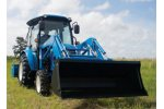 LS - Model XR3000 - 4WD TIER 4 Compact Tractors