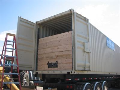 Container Tilt Bed Semi-Trailer-2