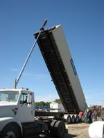 Container Tilt Bed Semi-Trailer-3
