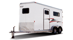 Model 720 ST - BUMPER PULL HORSE TRAILER