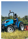 Landini Mistral - 35-54hp - Ultra-Compact Tractors - Brochure