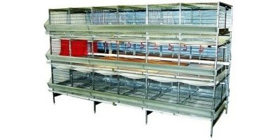 FDI Cage Systems - Enrichable Condo Layer Unit