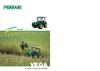 Ferrari Vega Tractor Specifications Sheet