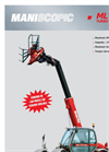 Manitou - MLT627 Turbo - Compact for Agricultural Machines Datasheet