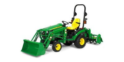 John Deere - Model One Series - Compact Utility Tractor