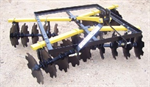 ArmstrongAg - Model MD - 3-Point Medium Duty Disc Harrow