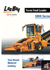 LeeBoy - 3000 - Force Feed Loader Brochure