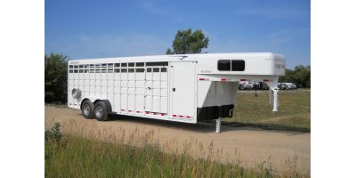 TravAlong - Model Rancher - Gooseneck Trailer