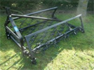 Oxdale - Folding Mounted Chain Harrow