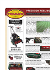 Classic - Model RL20H – 20 - Reel Mower Brochure