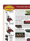Model RL20 & RL25 Reel Mowers- Brochure