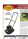 RC190 Air Cushion Mower- Brochure
