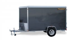 Aluma - Model AE610 & AE612 - Enclosed Trailers