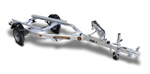 Aluma - Model PWC1 - Single Place Watercraft Trailer