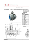 282-CS-150 - Cast Steel Balancing Valve Brochure