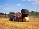 Massey ferguson - Model MF 400V - Round Baler