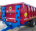 Marshall - Model QM - Monocoque Trailer