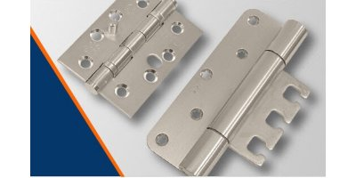 Kiesler Machine - Heavy Duty Door Hinges