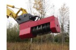 Torrent - Model EX33HDD - Mulcher