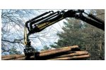 Waratah - Model CF1 - Forwarder Cranes