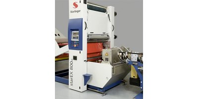 starEX - Model 800S & 800ES - Extrusion Tape Lines