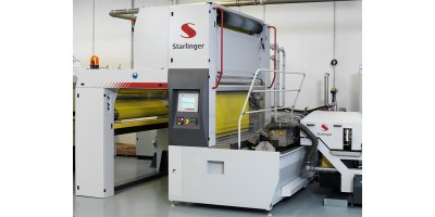 starEX - Model 1600 S/ES/ES-TD - Extrusion Tape Lines