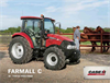 Case IH Farmall C Series Tractors Brochure