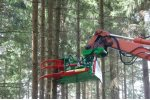 HBS  - Model 230 S - Hydraulic Tree Shears
