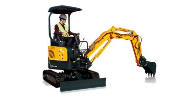 Hyundai Construction Equipment - Model R17Z-9A - Mini Excavators