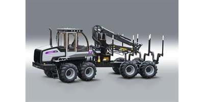Model 5FP GT - Forwarder