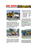 Model 65 - Truck Mounted Tree Transplanters Brochure