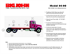 Model 80 - Truck Mounted Tree Transplanters Brochure