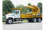 Model 80 - Truck Mounted Tree Transplanters