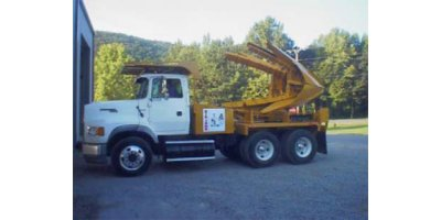 Model 65 - Truck Mounted Tree Transplanters