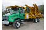 Model 90D - Truck Mounted Tree Transplanters