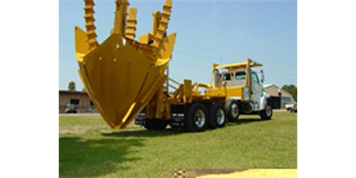Model 100 - Truck Mounted Tree Transplanters