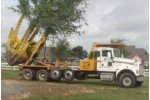 Model 100D - Truck Mounted Tree Transplanters