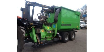 Heizohack - Model HM6-300 K - Wood Chipper Combinations