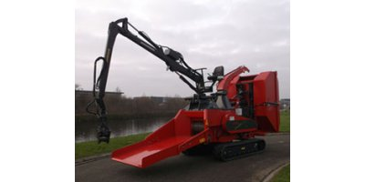 Ufkes Greentec - Model 942 - Drum Chipper