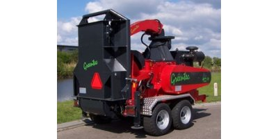 Ufkes Greentec - Model 952 - Greentec Drum Chippers